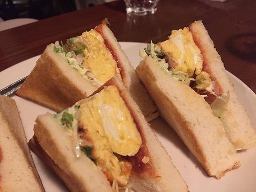 もくれんサンドイッチ